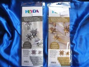 96 Faltstreifen Fröbel,sterne Heyda Basteln Papierstreifen Sterne Weihnachten