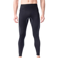 Men's Wetsuit Pants  Super Stretch Neoprene Surf Surfing Diving Trousers S-XL