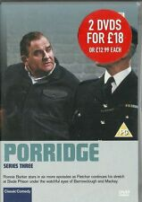 PORRIDGE Series 3 DVD (2003) BBC TV classic comedy RONNIE BARKER prison drama
