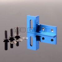 Aluminum 1/10 Servo Mount BLUE For RC TAMIYA CC01 CC-01 #CC024