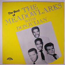 MEADOWLARKS: Best Of LP Vocal Groups