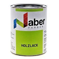 Holzlack 1 L. seidenglänzend - RAL 7034 Gelbgrau - (14,99 €/L)
