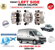 FOR VW CRAFTER 30-50 2006-ON NEW FRONT LEFT BRAKE CALIPER 2.0 2.5 TDi 2E 2F