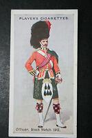 The Royal Highlanders   Black Watch  Original 1912 Vintage Card # CAT A