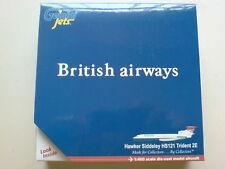 British Airways Hawker Siddeley HS121 Trident 2E Model 1:400 Gemini