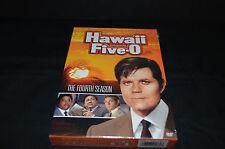 Hawaii Five-O - The Complete Fourth Season (DVD, 2008, Multi-disc set)