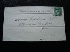 FRANCE - pli postal 1921 (cy10) french