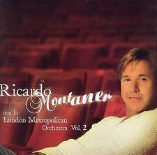 Ricardo Montaner con La London Metropolitan Orchestra Vol 2 CD 2004