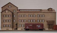 "Z Scale Background "" Hudson Distillery "" Laser Cut Fully Assembled"