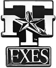 All Metal North Texas Exes Car Auto Emblem