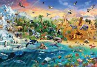 PUZZLE DE 1500 PIEZAS RAVENSBURGER 16364 MUNDO SALVAJE - Our Wild World Jigsaw