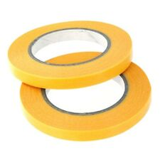EXPO 44502 PACK OF 2 ROLLS OF 2mm WIDE MASKING TAPE FOR PLASTIC KITS AIRFIX ETC