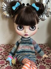 """Custom Factory OOAK Blythe Doll """"Emily"""" by Dollypunk21 *FREE SET OF HANDS*"""