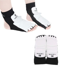 Pu Taekwondo Foot Protector Guards Karate Mma Foot Pads Socks Sparring Gear