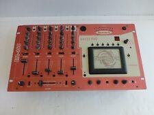 Numark EM-460 4 Channel Mixer with Built in Kaoss Pad Control Digital Effects DJ