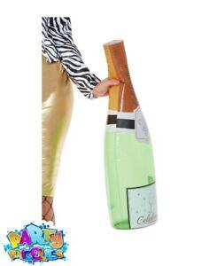 Inflatable Champagne Bottle Drink Wedding Birthday Celebration Decoration Prop