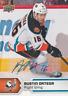 2017-18 Upper Deck AHL Autographs #66 Austin Ortega A Auto - NM-MT