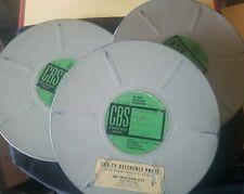 "RARE 1957 CBS ""Playhouse 90"" Clash by Night- Studio Film Reel 16MM Part 1, 2 & 3"