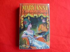 Mary Anne By Daphne du Maurier (1954) HCDJ,