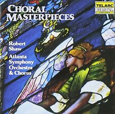Robert Shaw - Choral Masterpieces [CD]
