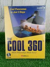 Ulead Cool 360 Photo Panoramas Software Retro Sealed