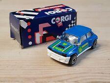 BNIB 1985 Corgi - Renault 5 Turbo - BP Team