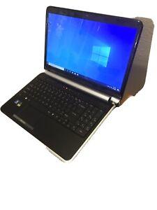 Gateway NV53 Laptop 4gb Ram 500gb HDD Windows 10 2.0Ghz Webcam No Charger AMD