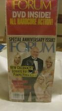 Collectible Penthouse Forum Magazine April/May 2014 With DVD Included   NEW eb88