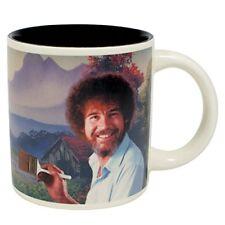 Bob Ross Mug - Painting Appears  - Heat Activated Collectible  Mug - Art Painter
