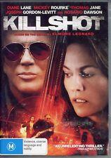 Killshot - R4 DVD Action Mickey Rourke