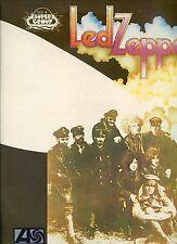 LED ZEPPELIN II FRANCE super group vol 4 EX LP