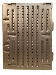 Sleep Number 109045 Queen Foundation Base Replacement Deck Panel A, Plastic