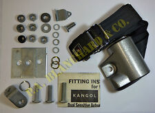 Kangol Reflex Inertia Reel Seat Belt Classic Car Seat belt