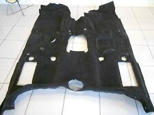 Factory OEM Genuine MOPAR Dodge Ram Interior Complete Floor Carpet Kit Black