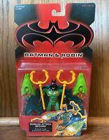 Ambush Attack Batman Vintage Batman & Robin Movie Action Figure New 1997 Kenner