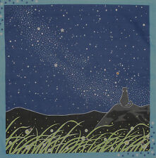 Furoshiki Wrapping Cloth Japanese Cat Fabric 'Tama & the Milky Way' Cotton 50cm