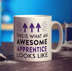 This Is What An Awesome Apprentice Looks Like Mug