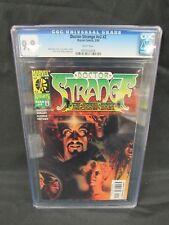 Doctor Strange #v2 #2 (1999) Tony Harris Cover CGC 9.8 White Pages C877