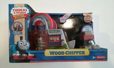 BRAND NEW THOMAS & FRIENDS WOODEN RAILWAY FISHER-PRICE TRAIN WOOD CHIPPER Y4094
