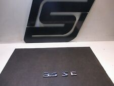 2008 Nissan Maxima VQ35DE OEM Trunk Emblem Symbol Badge Decal Logo