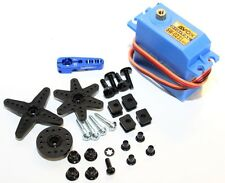 Savox SW-0231MG Standard Waterproof High Torque Servo WP : 1/10 Car Truck Buggy