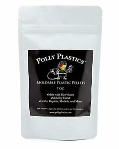 Moldable Plastic Pellets by Polly Plastics | Thermoplastic Beads | Cosplay, Proj