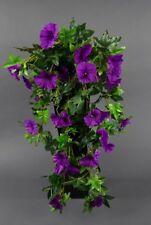 Petunienranke 65cm lila ZF Kunstpflanzen künstliche Petunie Pflanzen Kunstblumen