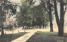 Dayton Ohio c1906 Postcard Boulevard Handcolored