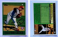 Ricky Bottalico Signed 1997 Topps #14 Card Philadelphia Phillies Auto Autograph