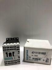 Siemens Leistungsschalter 3RT1025-3BB40  Motorschutzschalter NEU OVP