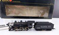 Pemco 3201-001 Santa Fe 2-6-0 Mogul Steam Locomotive 4001 HO Scale For Repair