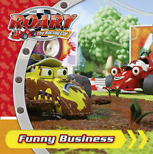 Roary the Racing Car - Funny Business, VARIOUS, New Book