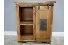 Industrial Reclaimed Wooden  Cabinet - Timeless Style