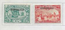 2 Portuguese India Stamps from Quality Old Album 1898